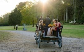 Kylie and Max – Museum of Appalachia Wedding Photography