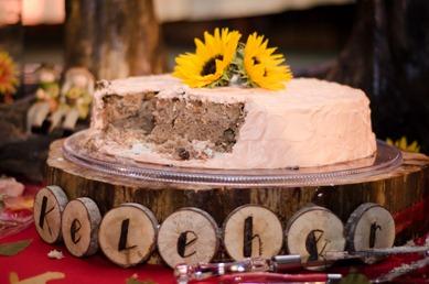 Knoxville wedding cake