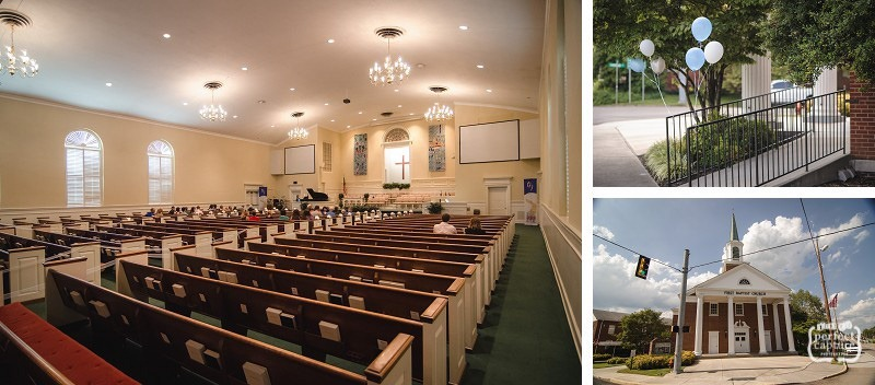 First Baptist Kingston TN