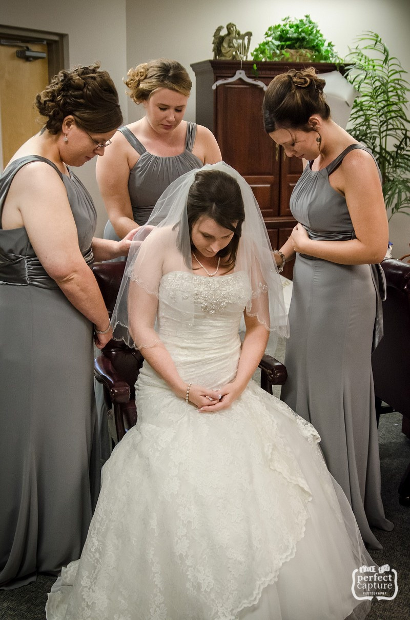bride's prayer