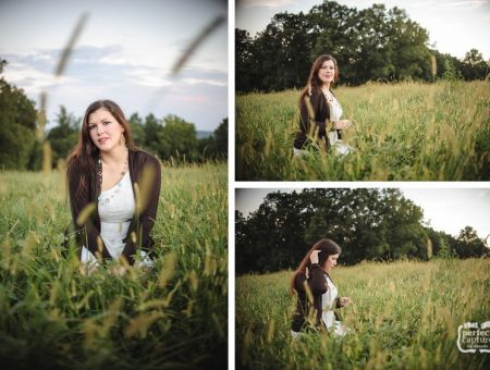 Andersonville Portrait Shoot on the Farm