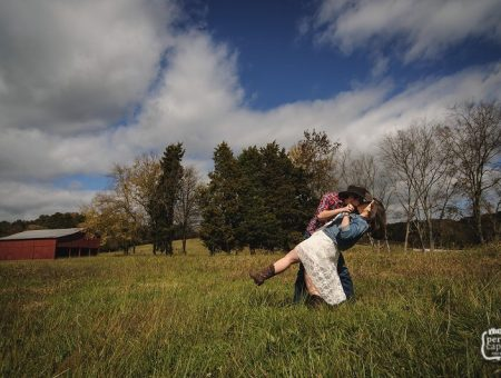 Knoxville Engagement Photography • Shelby and Joe