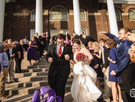 Middlesboro Wedding Photography • Gabby and Tommy