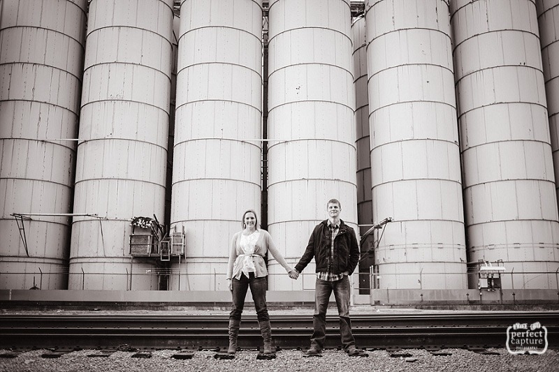 Knoxville Old City Engagement Photography