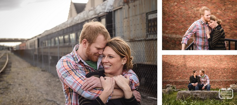 Downtown Knoxville Engagement