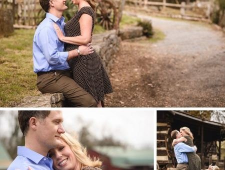 Jason and Robbie–Museum of Appalachia Engagement