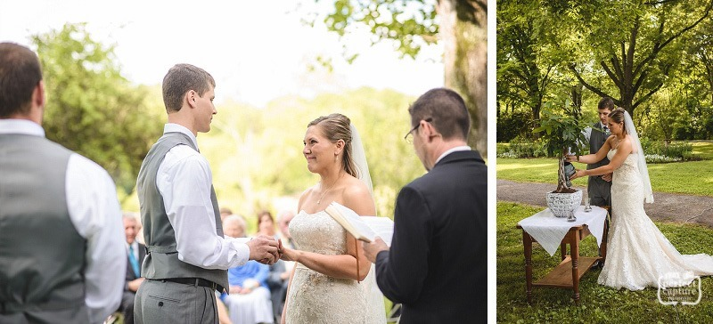 Ramsey House Wedding