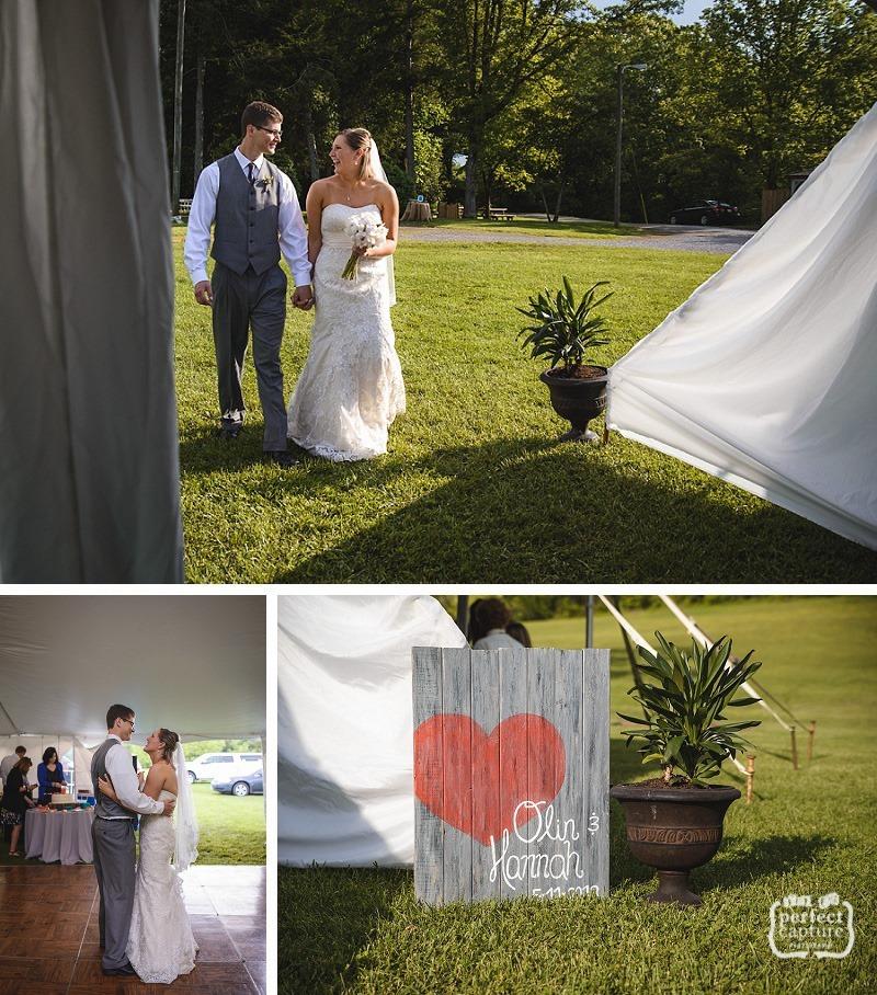 Ramsey House Wedding