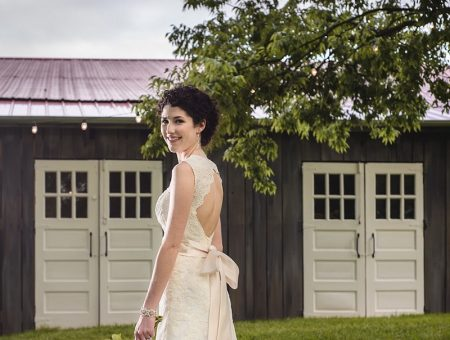 Chelsey + Tyler   The Barn at High Point Farms