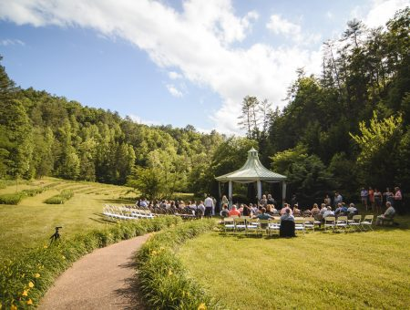 Sarah + Austin | Lily Barn Wedding