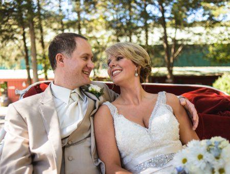 Jason + Robbie   Museum of Appalachia Wedding