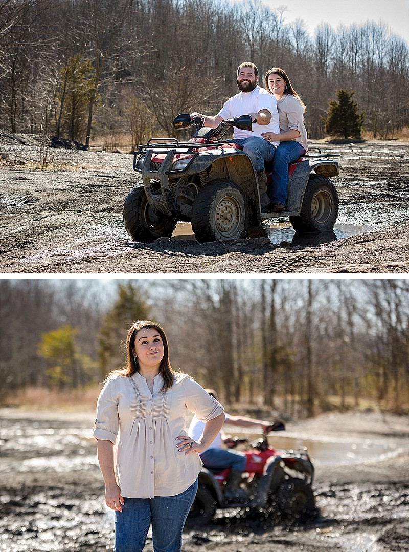 Off road engagement
