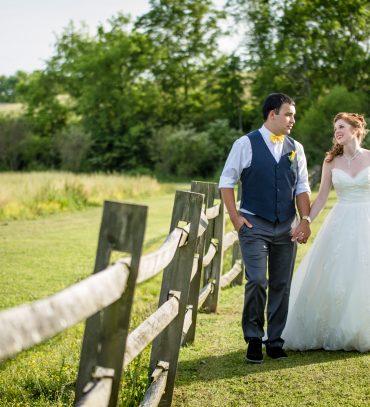 Twin Cedar Farm Wedding   Katie and Frank