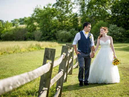 Twin Cedar Farm Wedding | Katie and Frank