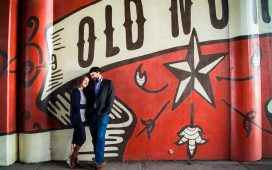Knoxville Engagement Session | Amy and Nolan