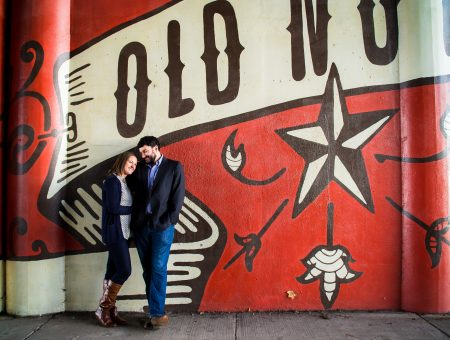 Knoxville Engagement Session   Amy and Nolan