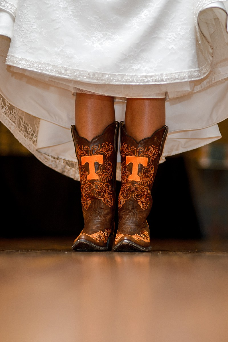 tennessee vols cowboy boots