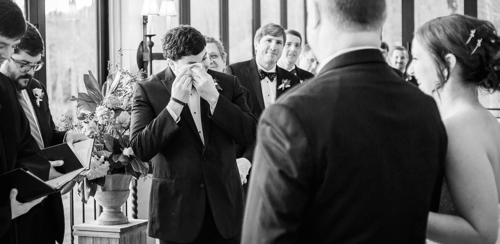Knoxville documentary wedding photography