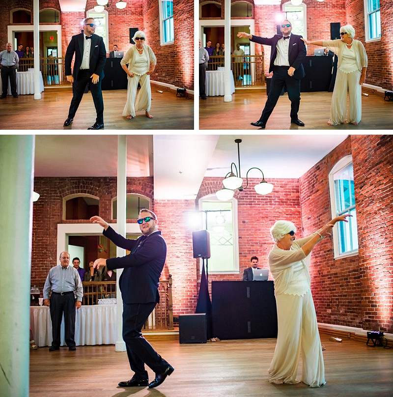 knoxville wedding reception