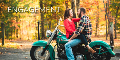 Knoxville TN engagement photos