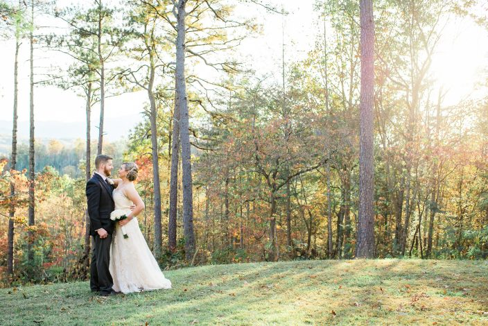 Knoxville wedding photographers | Alex and Grace | Roosevelt Lodge