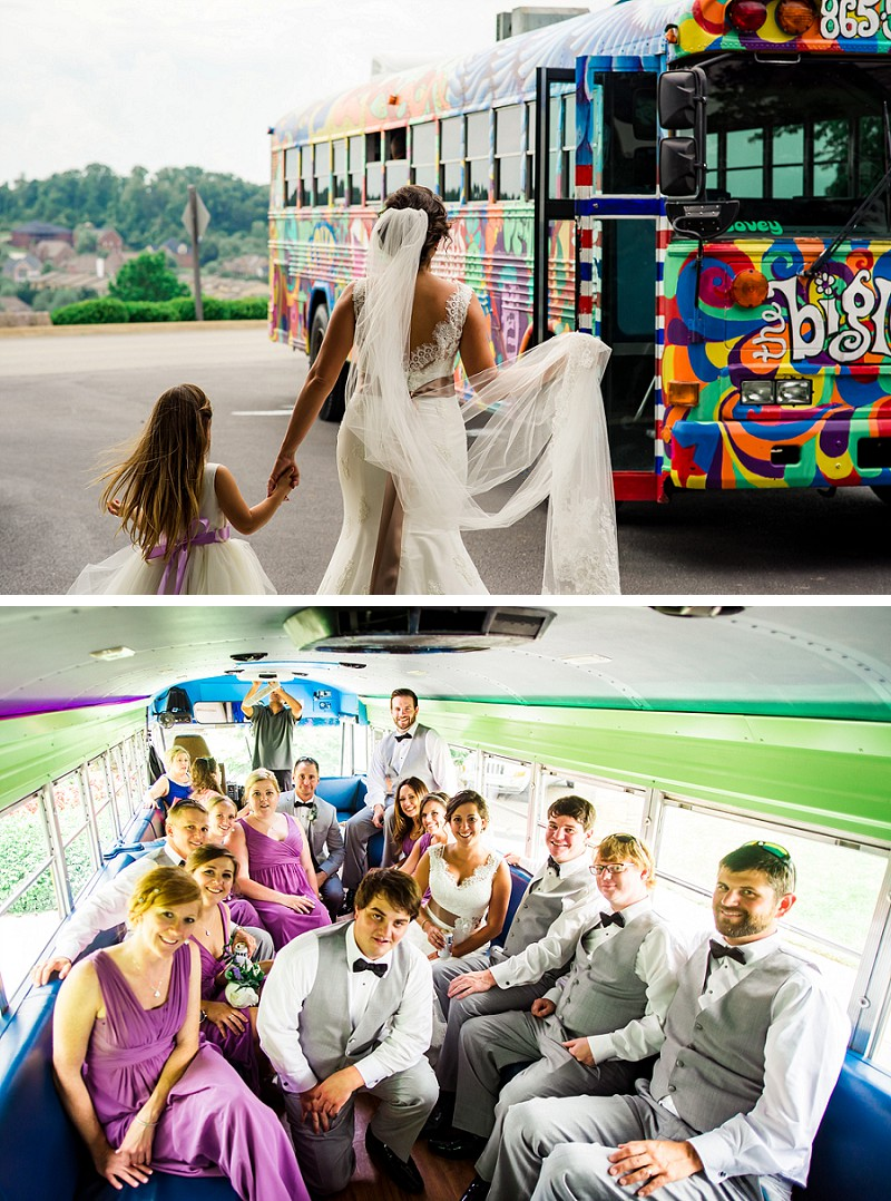 Knoxville Big Love Bus