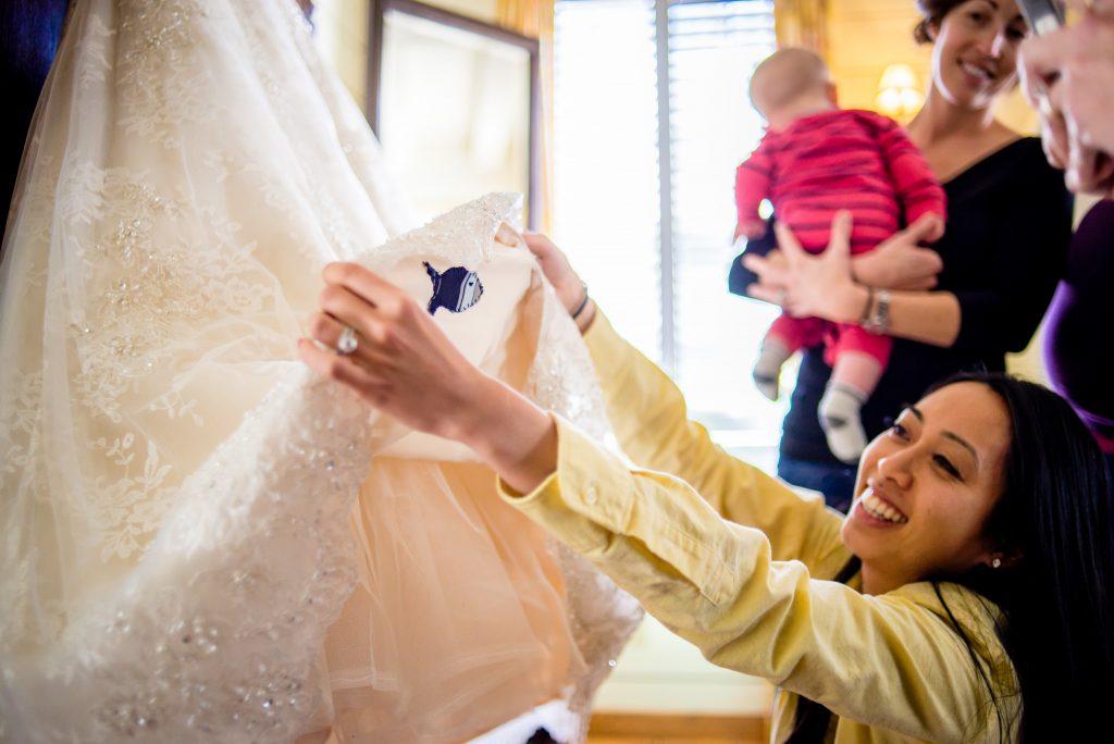 knoxville photojournalism wedding