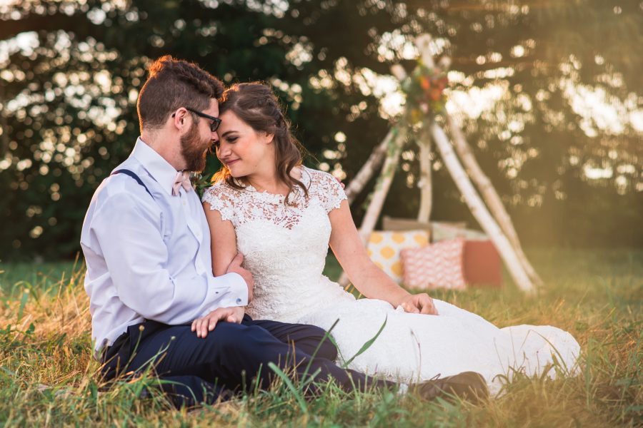 Boho Inspired Wedding Shoot