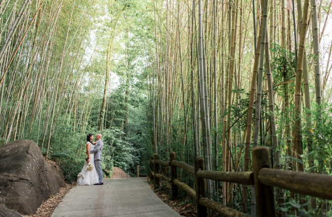 Zoo Knoxville Wedding | Carol and Christopher