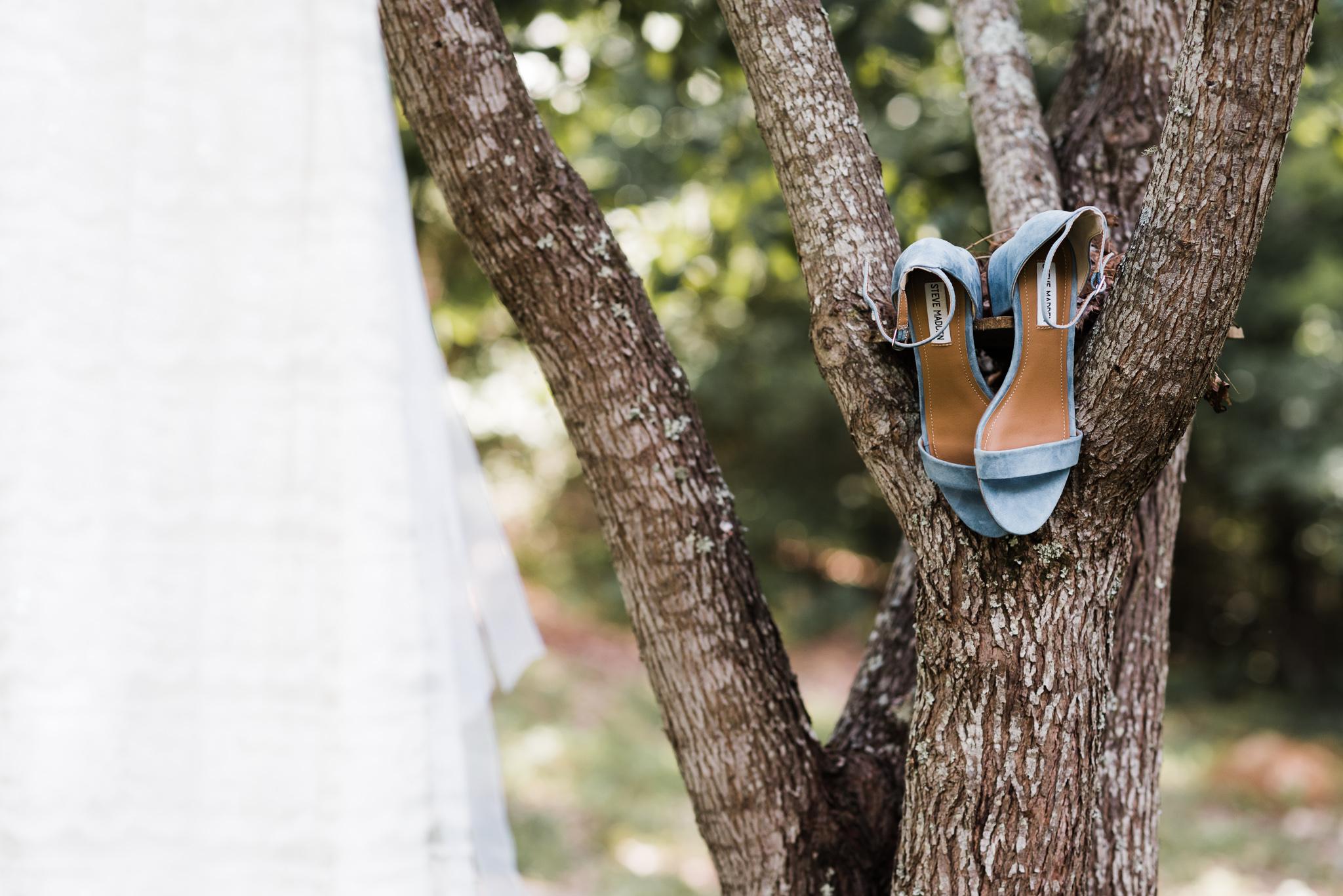 tiffany blue wedding shoes