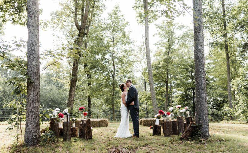 backyard wedding in tn