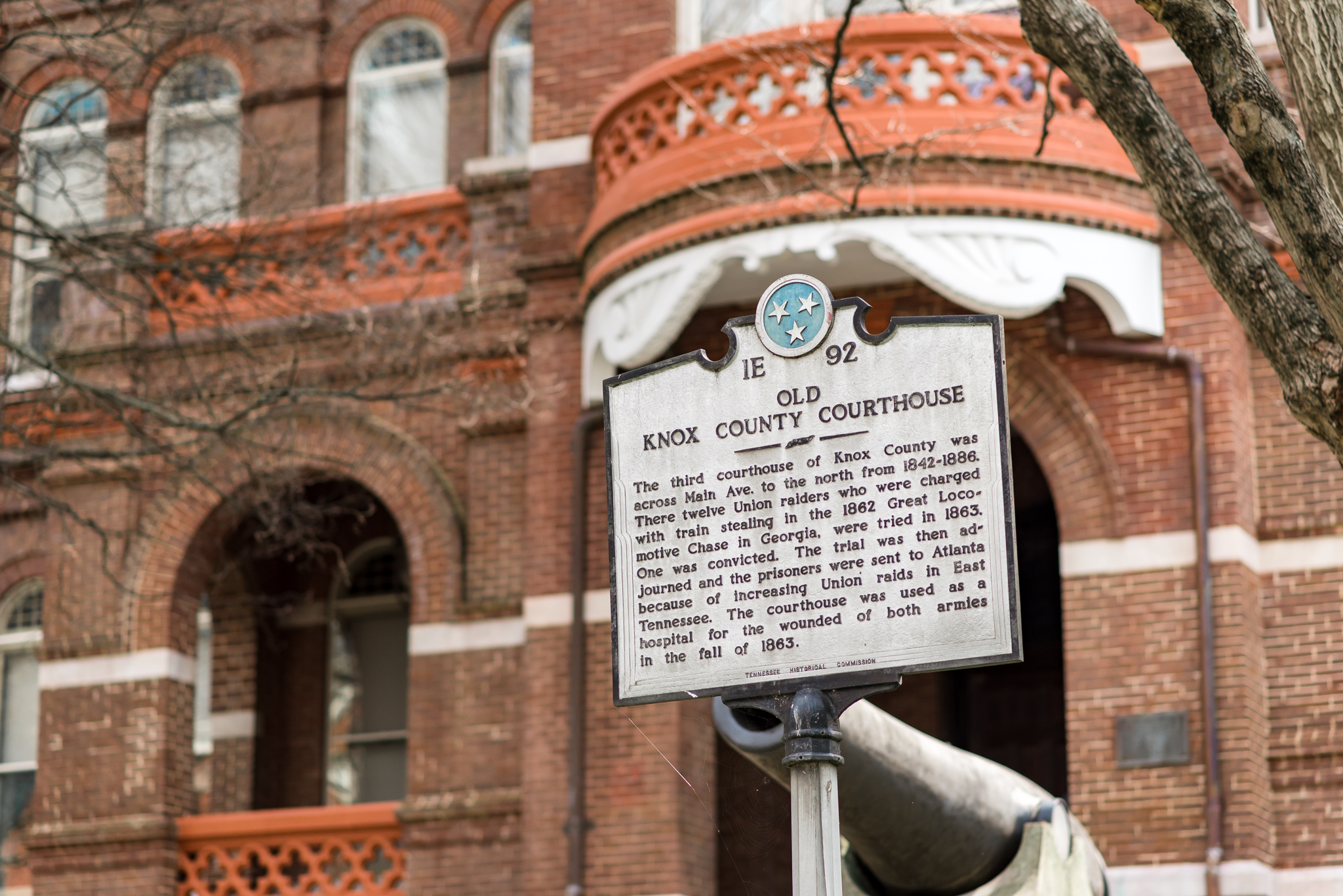 old Knox County courthouse