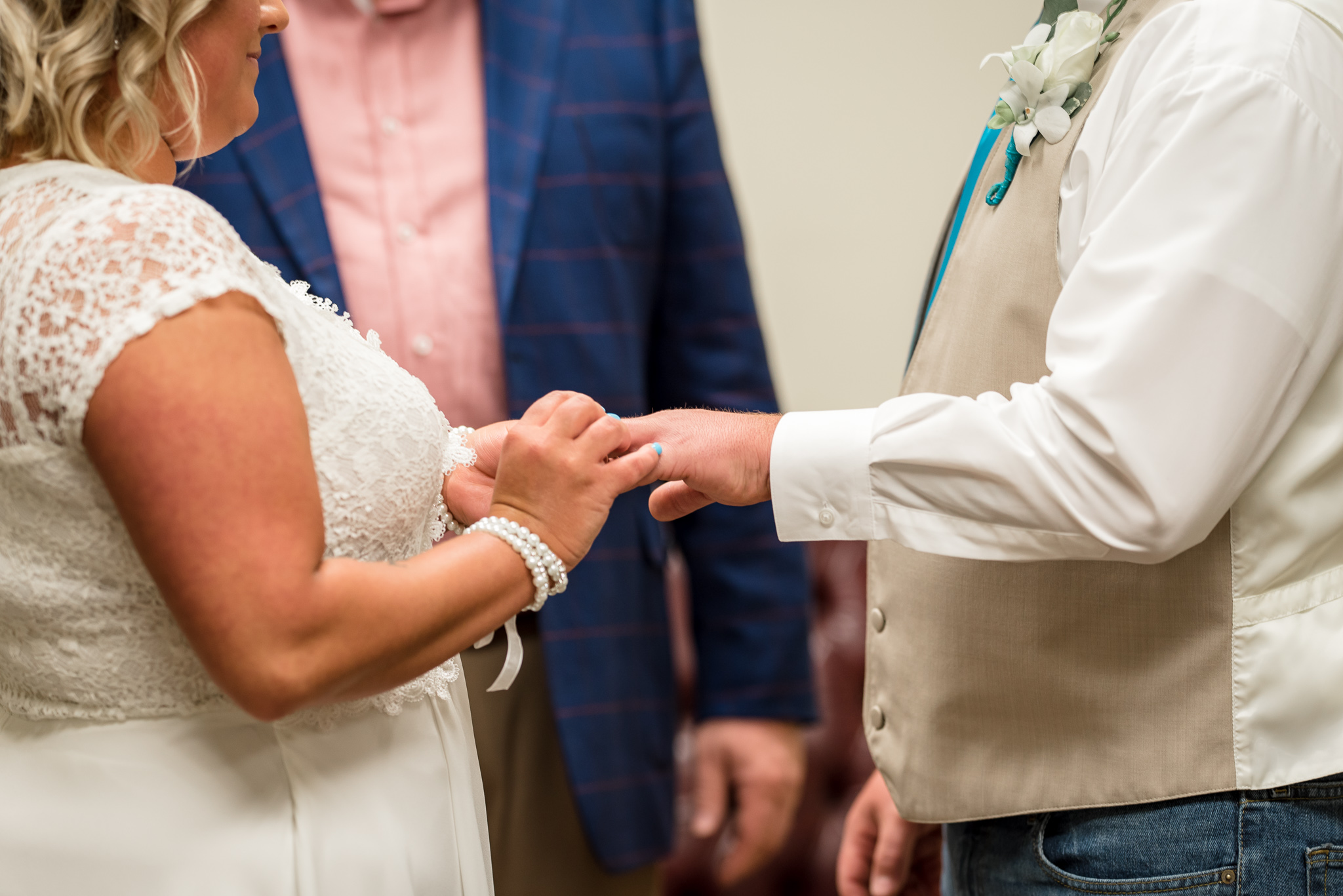 Knoxville Courthouse Wedding