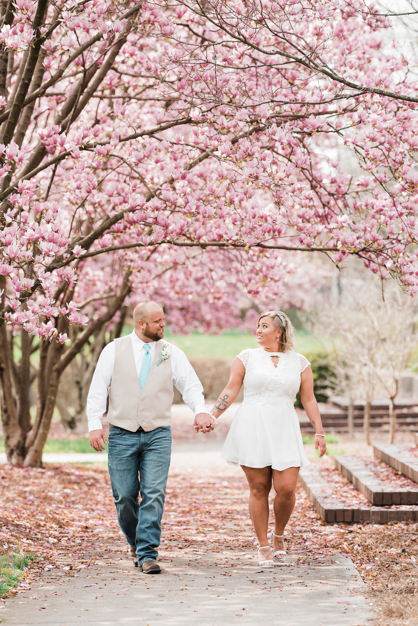 downtown Knoxville courthouse wedding