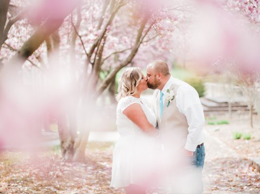 Knoxville Courthouse Wedding | Michael & Tiffany