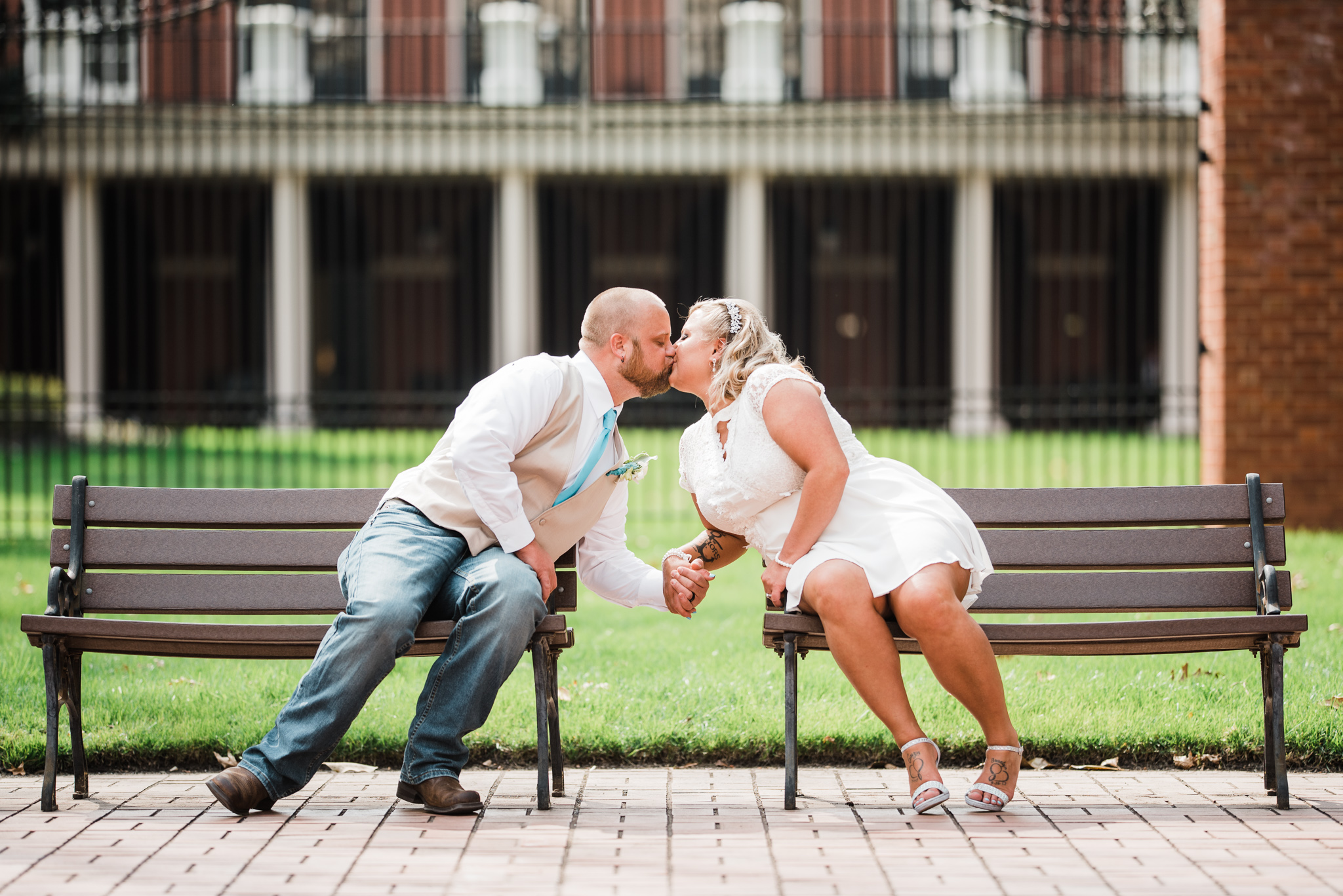 Knoxville Courthouse Wedding photography