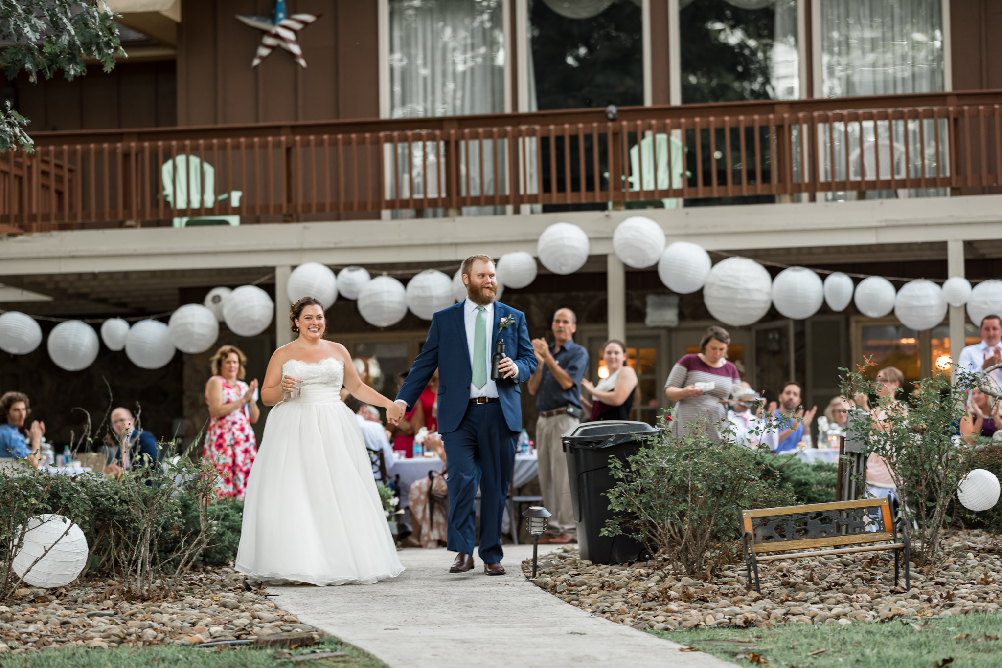 Norris Lake Destination Wedding
