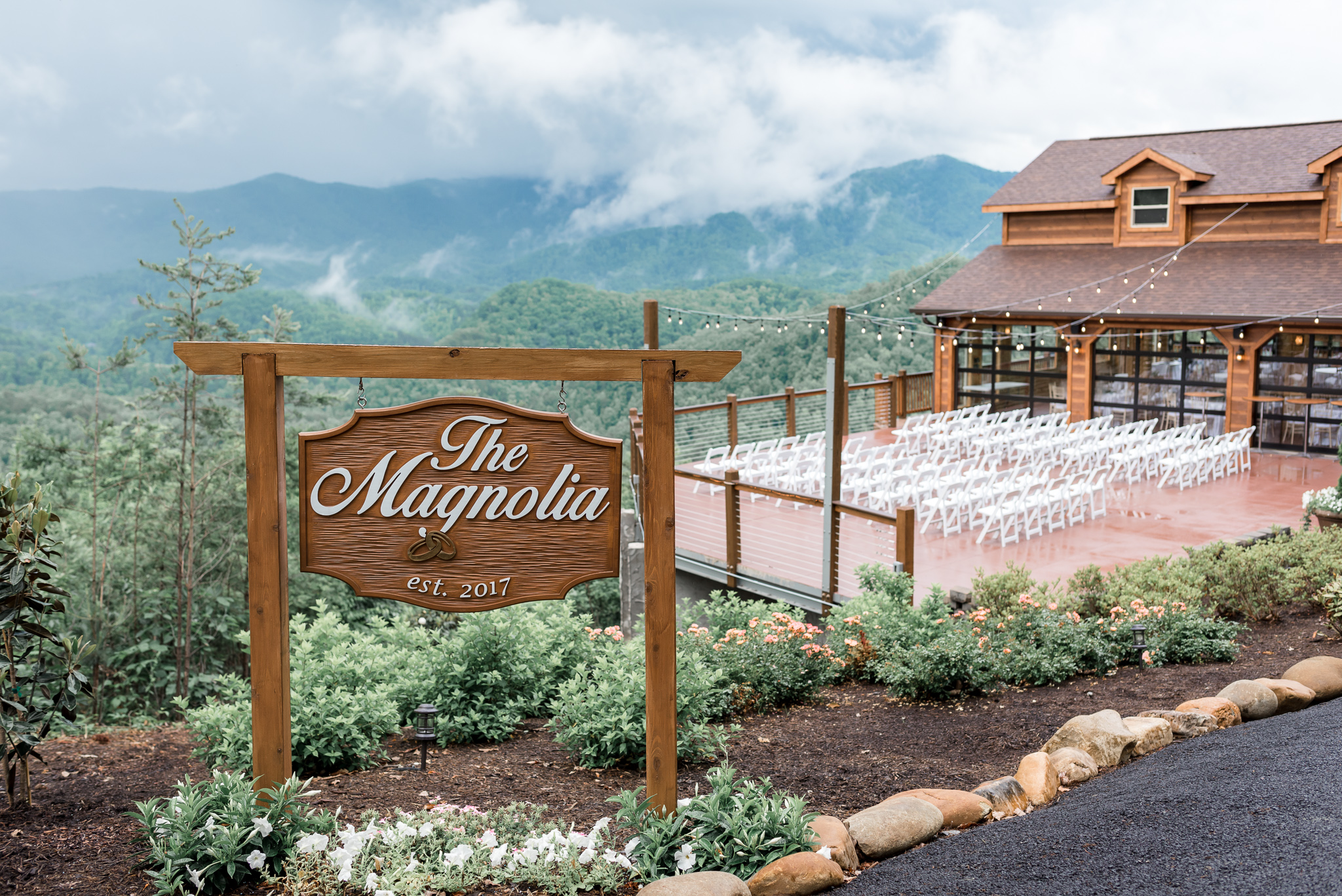 Wedding at the Magnolia Venue